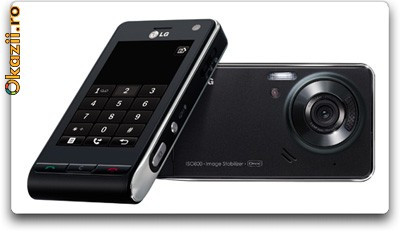 LG KU 900i foto mare