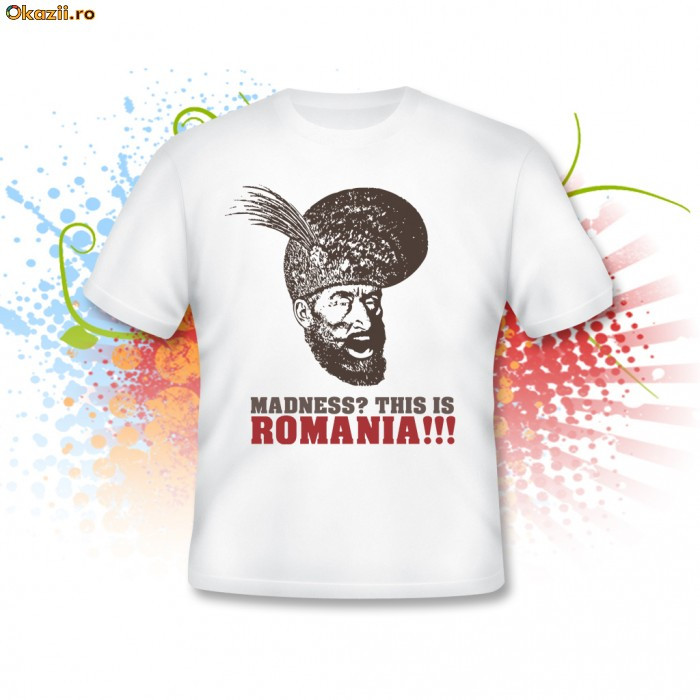 Tricou This is Romania