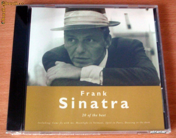 Frank Sinatra - 20 Of The Best foto mare