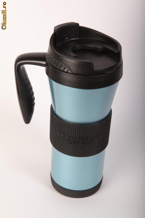 Termos Starbucks Nou foto mare