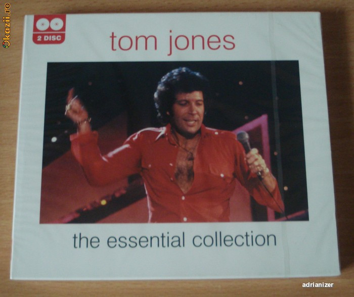 Tom Jones - The Essential Collection (2 CD) foto mare