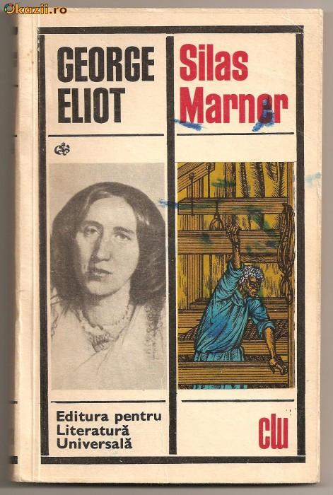 """(C64) """"SILAS MARNER"""" DE GEORGE ELIOT"""