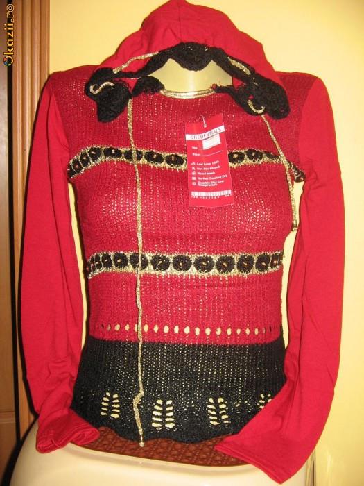 Bluza /pulover subtire de ocazie nou!!-reduceree