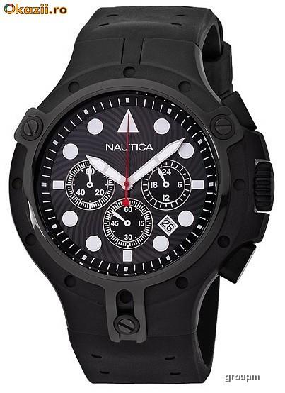 Nautica A28505G ceas barbati. Nou. Garantie