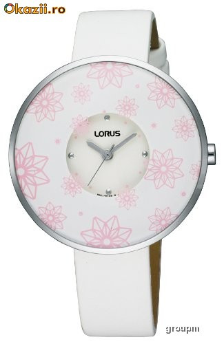 Lorus RG271GX9 ceas dama. Nou. Garantie