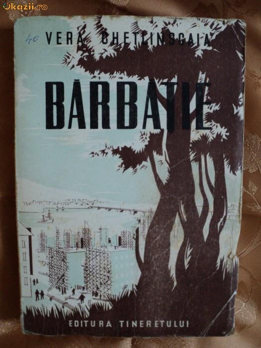 BARBATIE-VERA CHETLINSCAIA foto mare