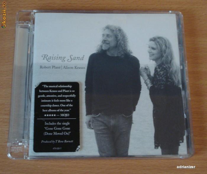 Robert Plant and Alison Krauss - Raising Sand foto mare