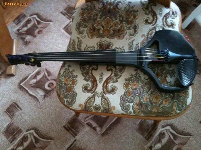 vioara  Cantini VRT 5 (5  corzi) foto mare