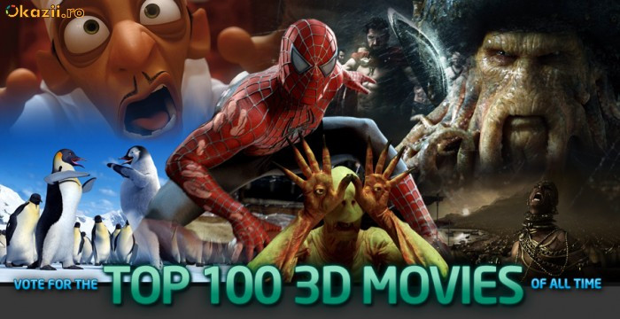 VAND FILME 3D foto mare