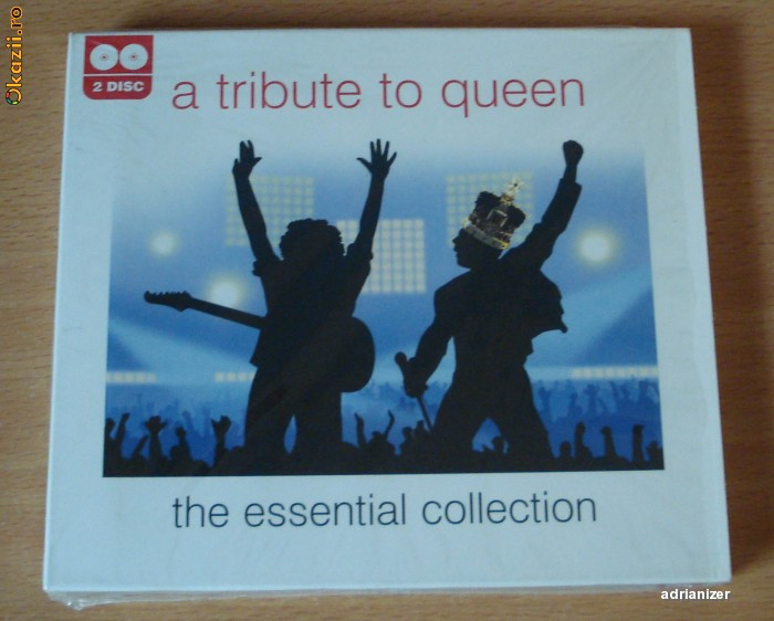 A Tribute to Queen  - The Essental Collection (2CD) foto mare