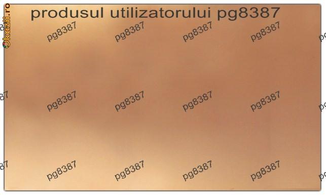 Cablaj simplu placat - 300x400 mm-130634