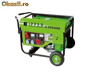 Generator de curent Zipper ZI-STE-6500 foto mare