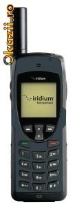 VAND TELEFON SATELIT IRIDIUM 9555 foto mare