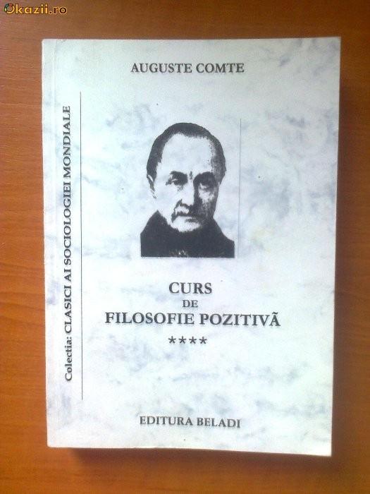 Imagini pentru curs de filosofie pozitiva auguste comte