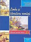 Manual Limba si literatura romana , clasa a X-a , editura Art foto mare