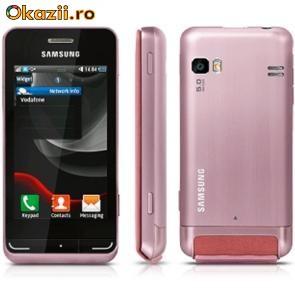 Samsung Wave 7230E foto mare
