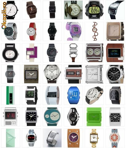 Ceasuri de mana electronice/analogice foto mare