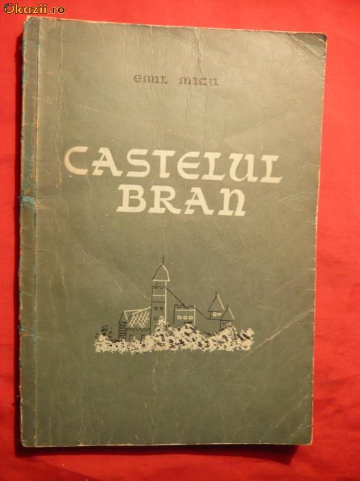 Emil Micu - Castelul Bran -ed. 1957