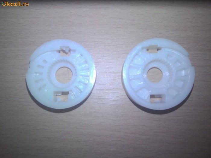 Rola ghidaj cabluri macara geamuri electrice Peugeot 607('00-'08)