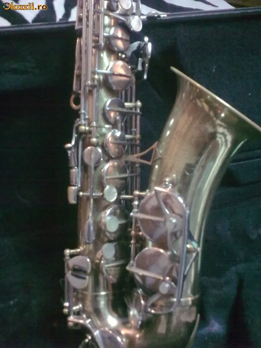 Vand saxofon KOHLERT REGENT foarte intretinut! foto mare