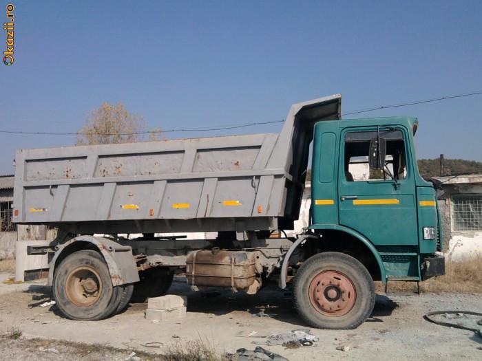 Camion tip IRAK Raba 7,5 tone motor 10litri  1994 2700 EURO OFERTA foto mare