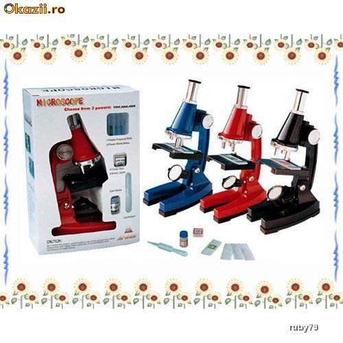 Microscop pentru copii foto mare
