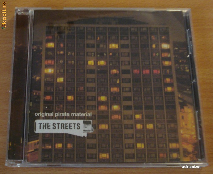 The Streets - Original Pirate Material foto mare