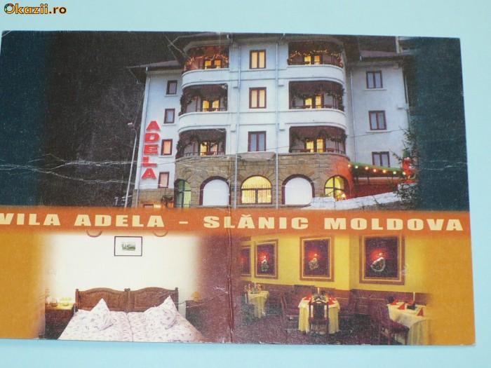 SLANIC MOLDOVA - VILA ADELA