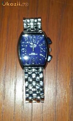 Ceas de mana barbatesc marca Jaguar Fragrances quartz foto mare