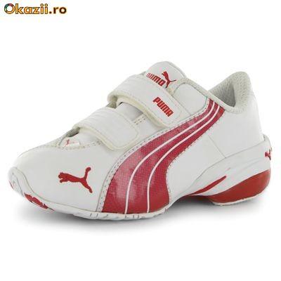 Adidasi / pantofi sport originali Puma Jago St Infants pentru copii mici foto mare