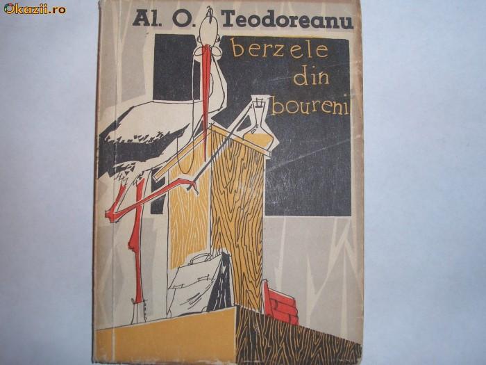 Berzele din Boureni Al.O.Teodoreanu{Pastorel},k3