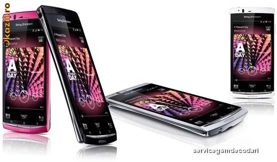 *** Deblocare Decodare Sony Ericsson Xperia Arc S *** SUPER OFERTA *** foto mare