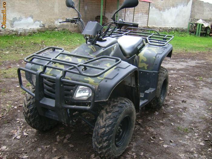 ATV BASHAN 250cc foto mare