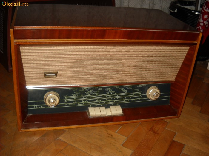 RADIO ELECTRONICA S643A PE LAMPI