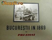 Bucurestii in 1869 de Preziosi