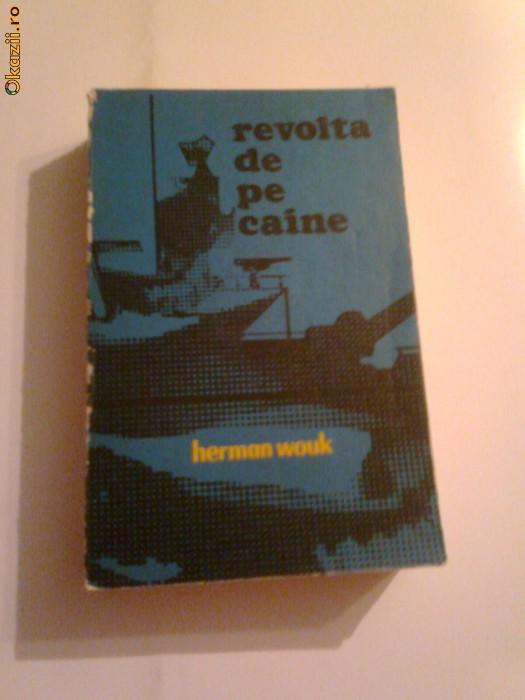 Herman Wouk - Revolta de pe Caine