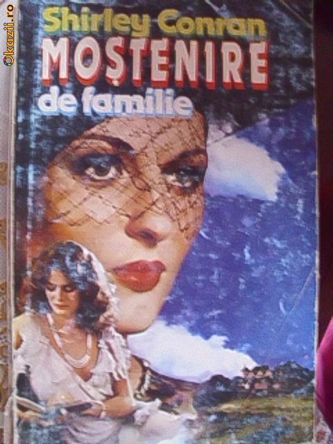 MOSTENIRE DE FAMILIE -SHIRLEY CONRAN