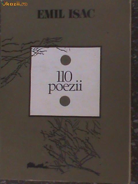 Emil Isac-110 POEZII
