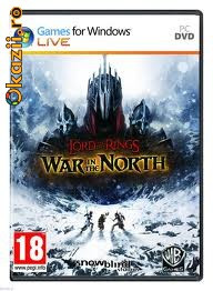 Warner Bros. Interactive  Lord of the Rings War in the North PC