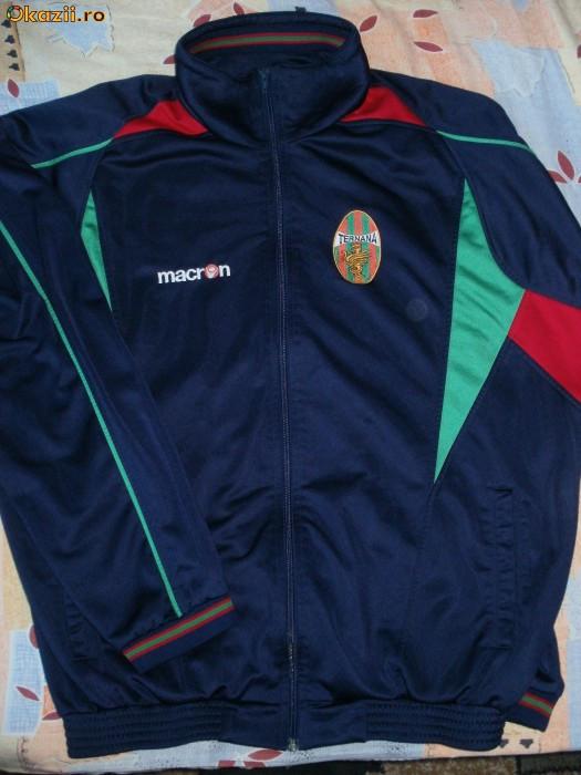Bluza de trening MACRON, TERNANA Calcio/Freak Brothers