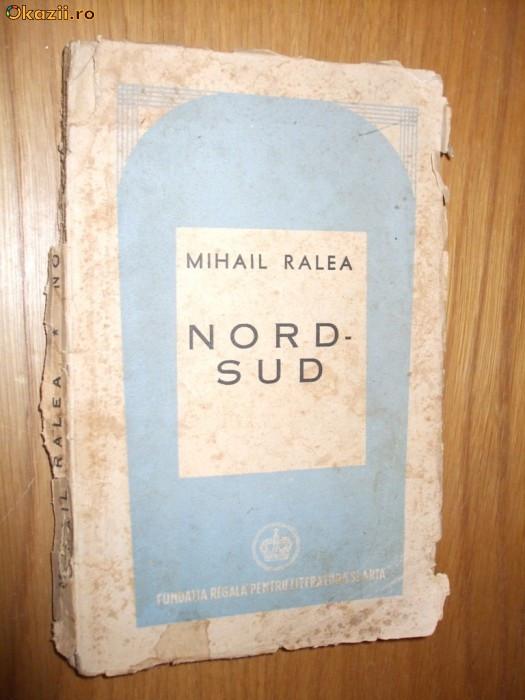 MIHAIL RALEA  -- NORD - SUD ( Egiptul, Olanda, Anglia, Spania )