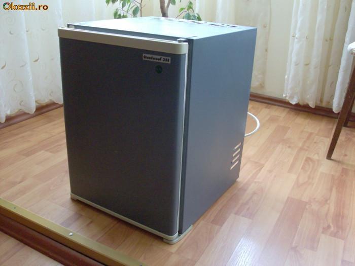 frigider rulota foto mare