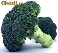 "Seminte Broccoli Verde ""Calabrese"" foto mare"