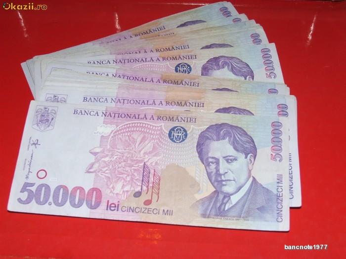 50000 LEI 1996 XF