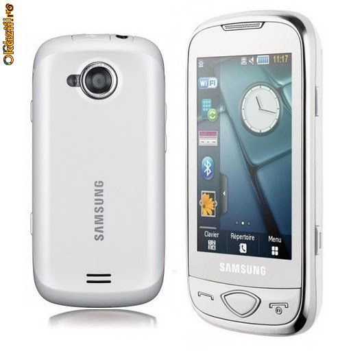 TELEFON SAMSUNG  GT-s5560i IN CUTIE foto mare