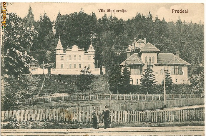 Imagini pentru Casa Mociorniță predeal