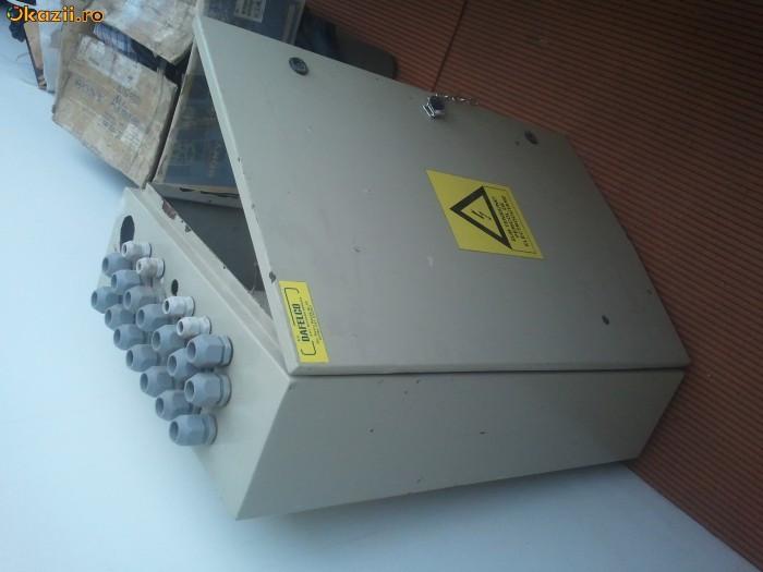 Vand schimb Tablou electric trifazat/trifazic foto mare