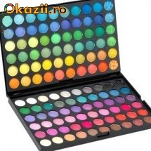 trusa, paleta de farduri 120 culori, truse, palete pentru ochi Make-up, pt machiaj foto mare