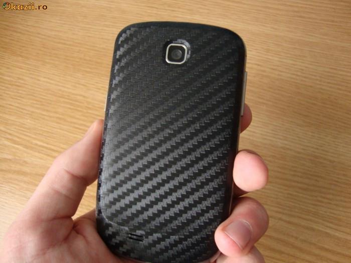 Montez folie carbon pentru telefoane foto mare
