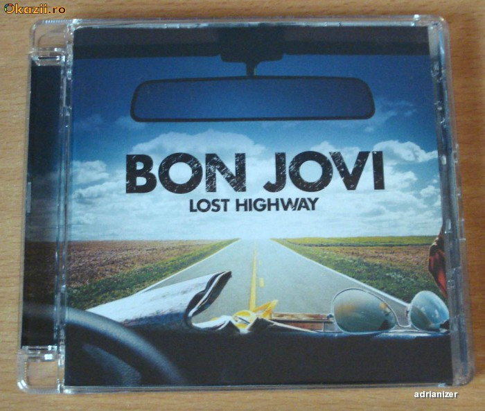 Bon Jovi - Lost Highway foto mare